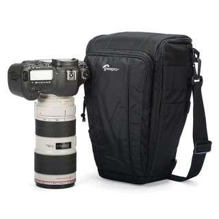 🚚 Lowepro Toploader Zoom 55 AW II Camera Bag