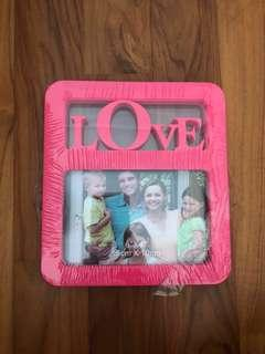 Love - Photo Frame