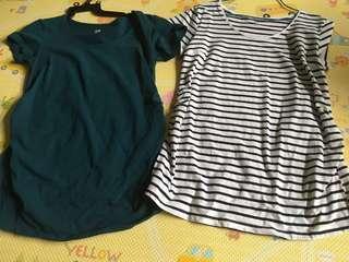 H&M mama maternity top tshirt