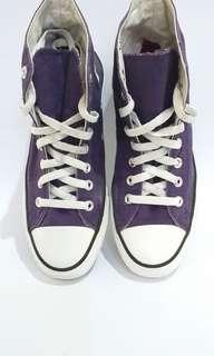 Converse Hi Purple