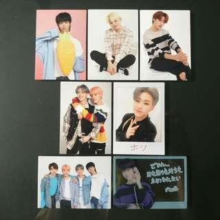 [WTS/WTT] Seventeen Ideal Cut in Japan trading card