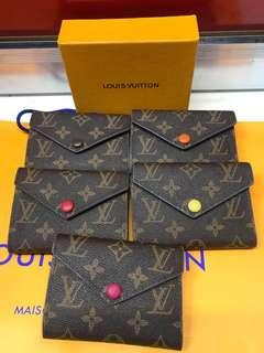 LV Coin Purse with card holder