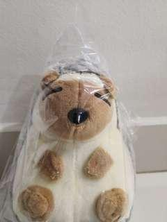 Zoo zoo zoo hedgehog plushie stuffed toy plush