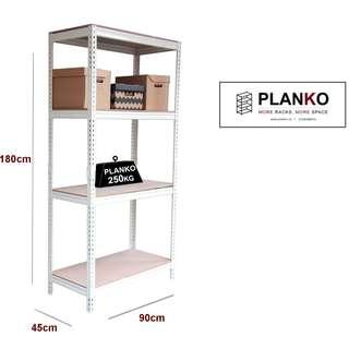 Multipurpose Storage Rack For Home