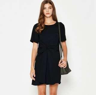 Love and Bravery Juleen Twisted Knot Dress