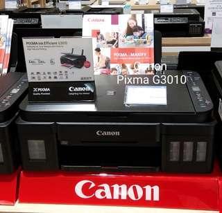 Tanpa DP Canon Pixma G3010 Cicil Tanpa Kartu Kredit