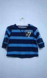 Shirt h&m Rp.35.000