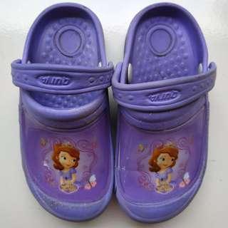 #CNY2019 Sepatu sandal Sofia the first size 25