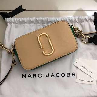 AUTHENTIC Marc Jacobs Snapshot Bag