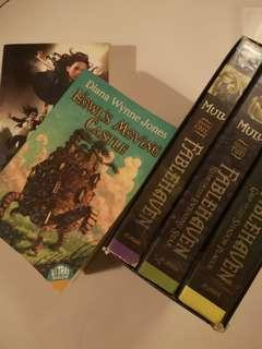 Book Bundles 5 for 1200