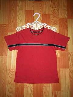 7T Unionbay Boys Red Shirt