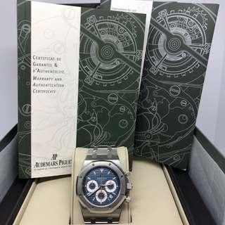 Audemars Piguet Royal Oak Chronograph Ref:26300ST.OO.1110ST.07