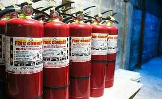 FIRE EXTINGUISHER FOR SALE
