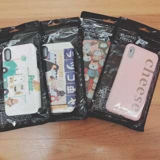 Instock iPhone X soft casing phone case