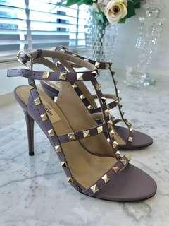 Authentic Brand New Valentino Rockstud Sandals 38