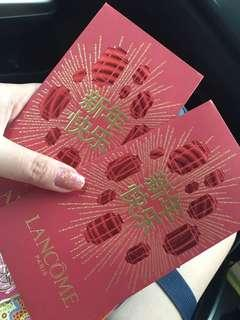 Red Packet Ang Pow 2019 Lancome
