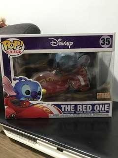 Funko Pop Rides - Stitch The Red One