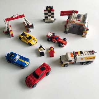 Shell lego set
