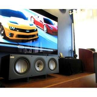 WTS: KEF Q600C centre speaker - pristine condition