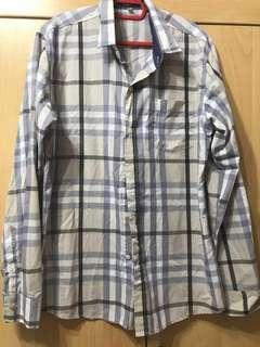 Man Stripe Shirt