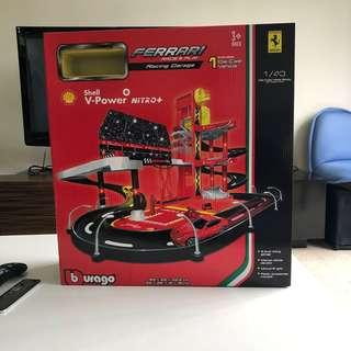 Ferrari race and play toy