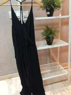 Zara Jumpsuit Black