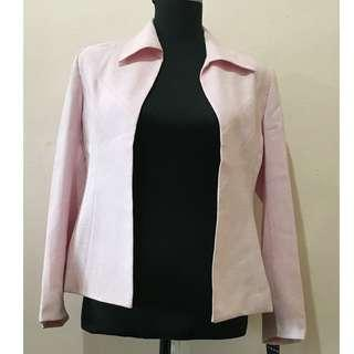 (NEW WITH TAG) LAYINSCK Light Pink Coat