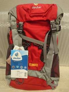 🚚 deuter Climber 休閒旅遊背包 22SL 歐都納
