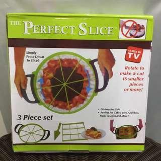 The Perfect Slice