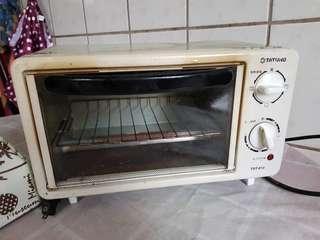 🚚 大同 小烤箱 早餐店 吐司烤箱