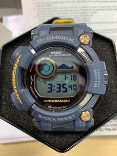 G Shock Frogman GWF-D1000NV