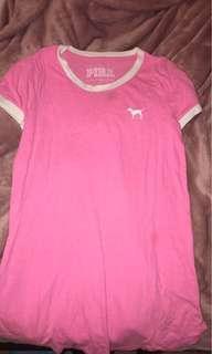 Victoria secret pink pajamas