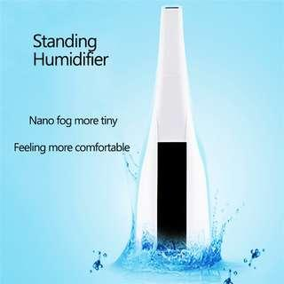 Humidifier home mute bedroom small gift desktop hydrating spray face aromatherapy-intl
