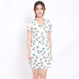 [PO] Tutti Floral Shift Dress