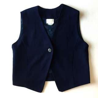 Navy Tango Vest
