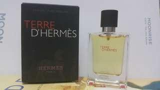 Terre D'Hermes Pure Perfume Travel Size 12.5ml