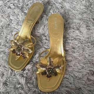Authentic MiuMiu by Prada Sandals