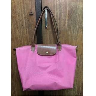 Authentic Longchamp Le Pliage Large Tote Bag