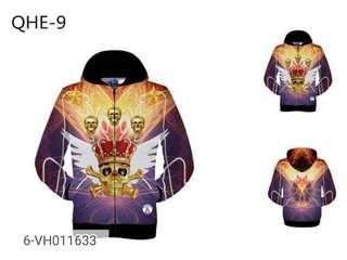 3D Hood jacket for Men