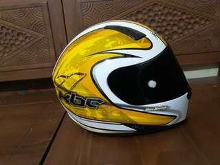 Helm Fullface KBC