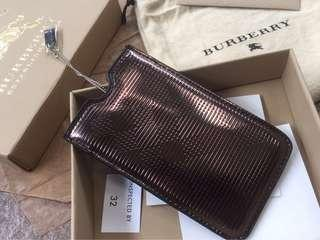 Authentic Burberry softcase Full set iPhone 6 / 7 / 8