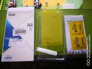 Hydro Gel LG V30 Screen Protector Guard Antigores Lentur