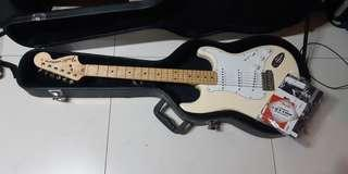 fender stratocaster made in maxico