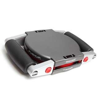 【健魂運動】伏地挺身輔助旋轉器-攜帶款(Perfect-Portable Pushup Mobile Unit)