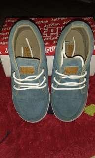 Sepatu anak semi boots merk jetplan uk 30