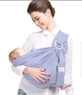 初生嬰兒橫抱式揹帶
