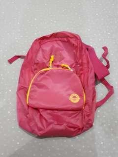 Tas backpack parasut