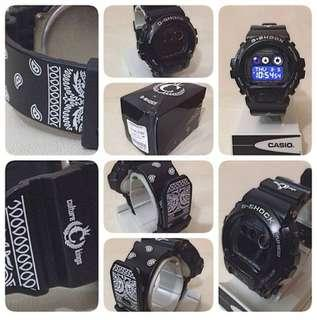 Culture Kings x G-shock gdx-6900