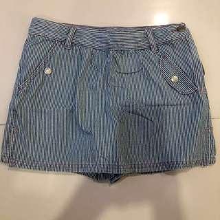 Bossini girl skirt size 150/63