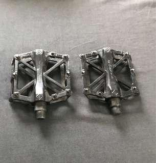 aluminium flat pedal